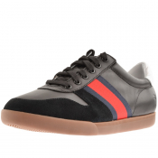 Ralph Lauren Camilo Trainers Black